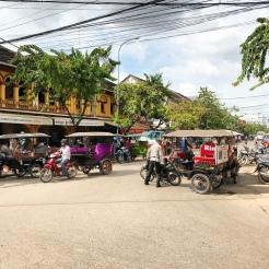 Main Street Siem Reap