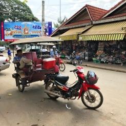 Remorque (Cambodian Tuk-Tuk)