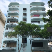 Affordable Tours located on the ground floor of this building in Seaside Avenue, Honolulu