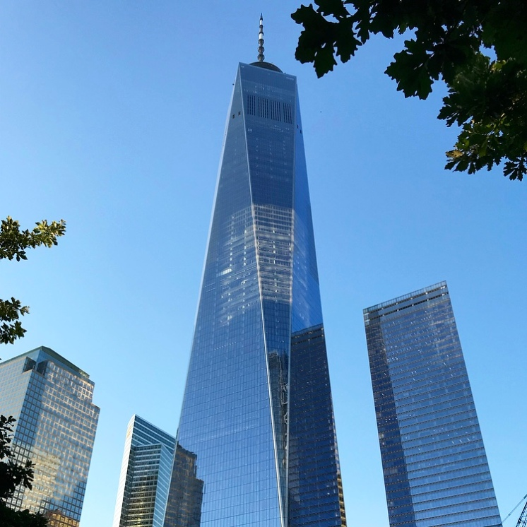 The new 'One World Trade Centre'